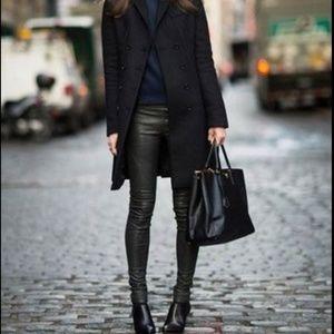 Adriano Goldschmied leather leggings